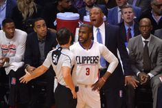 The Sports Xchange LOS ANGELES -- Los Angeles Clippers point guard Chris Paul left Monday's contest against the Oklahoma City Thunder with…
