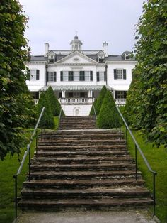 Edith Wharton's House: Mount Gardens