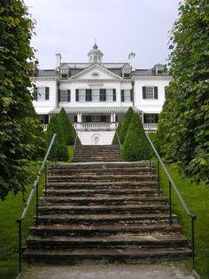 Edith Wharton's House: Mount Gardens