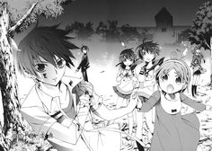 Corpse Party Blood Covered manga Curse 15 cover