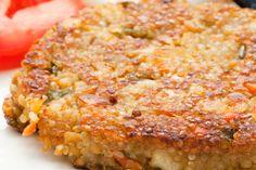 Savoury Quinoa Patties