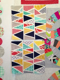 September Inspire at do. Good Stitches bee blocks
