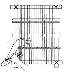 VITA - HANDLOOM CONSTRUCTION (the best tutorial I have found so far on looms)
