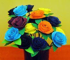 Grullas en la Ventana: Creando rosas