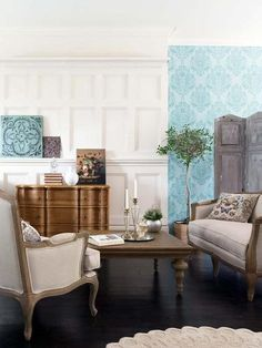 Decoration On Pinterest Tricia Guild Sofas And Living Rooms