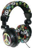 iHip IP-DJPEACE DJ Style Peace Headphone - Black - http://www.psbeyond.com/view/ihip-ip-djpeace-dj-style-peace-headphone-black - http://ecx.images-amazon.com/images/I/51UcBeyQTBL._SL160_.jpg