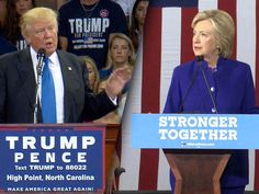Tanto Clinton quanto Trump dizem que ganharam o primeiro debate. Ambos os lados na corrida presidencial dos EUA reivindicam a vitória...