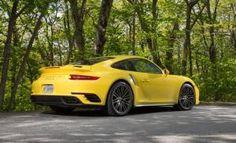 Porsche 911 Turbo S 991 facelift laptimes, specs, performance data - FastestLaps.com