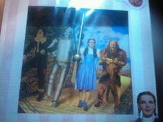 I'm selling BRAND NEW Wizard of Oz  7 inchwood NIB - $10.00 #onselz