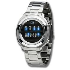 Reloj de pulsera Acero The One Zerone Led Azul http://www.tutunca.es/reloj-de-pulsera-acero-the-one-zerone-led-azul