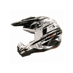 M2R Helmets MX-1 Element Off Road Helmets - 2012