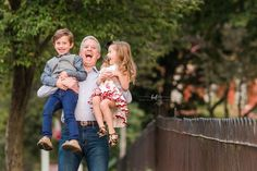 "If you've ever had a ""grumpy dad"" at one of your photo sessions, you aren't alone. These tips can help! Here's how it usually goes down: You arrive at your photo session, all pumped up and ready to rock. You've reviewed all your poses, you've got everyone's names memorized, the light is …"