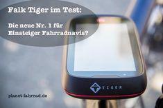 Falk Tiger Geo im Test.