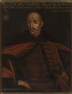 Muzeum Cyfrowe dMuseion - Portret Janusza Tyszkiewicza h. Leliwa (1570-1649), wojewody kijowskiego
