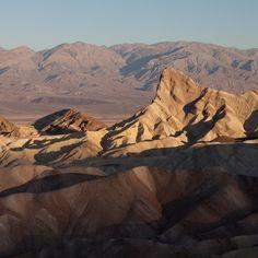 Death Valley National Park - California  - USA. Zabriskie Point. California National Parks, California Usa, Zabriskie Point, Death Valley National Park, Places To Travel, Utah, Mount Everest, Grand Canyon, Arizona