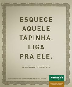 Print - Unimed - Fred Moreira | Redator
