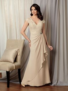 Caterina Mothers Dresses - Style 3026 [3026] - $318.00 : Wedding Dresses, Bridesmaid Dresses, Prom Dresses and Bridal Dresses - Your  BestBridalPrices.com