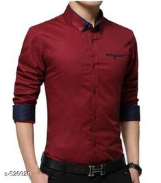 Shirts Classy Solid Satin Cotton Men's Casual Shirt Fabric: Satin Cotton Sleeves: Full Sleeves Are Included Size: M- 38 in L- 40 in XL- 42 in Length: Up To 26 in Type: Stitched Description: It Has 1 Piece Of Men's Casual Shirt Pattern: Solid Country of Origin: India Sizes Available: M, L, XL, XXL   Catalog Rating: ★4 (420)  Catalog Name: Men's Partywear Satin Cotton Casual Shirts Vol 3 CatalogID_57625 C70-SC1206 Code: 754-520920-3411