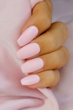 Summer Acrylic Nails Coffin Discover Fairy Floss - Gel Polish Le Mini Macarons Fairy Floss gel polish cures fast and is easy to use. DIY an affordable long-lasting and chip-free manicure at home or at work. Simple Acrylic Nails, Best Acrylic Nails, Acrylic Nail Designs, Light Pink Acrylic Nails, Pastel Pink Nails, Autumn Nails Acrylic, Short Pink Nails, Cute Pink Nails, Squoval Acrylic Nails