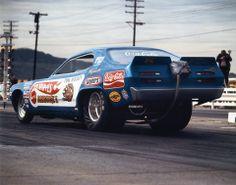 Tom McEwen Mongoose II Duster 1971