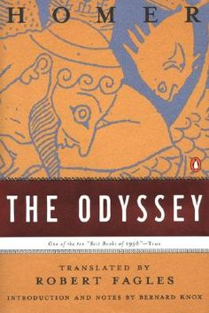 The Odyssey: (Penguin Classics Deluxe Edition) | (Amanda will finish it this week! 6/15/12) The #FridayReads of Team FridayReads