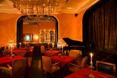 Bar at Riad El Fenn Hotel Marrakech