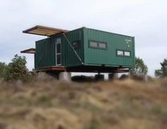 Houses Built Out Of Shipping Containers this detroit shipping container home was built in just six hours