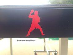 Killerspin MyT Street Edition Logo #killerspin #weatherproof #outdoor #pingpong #tabletennis