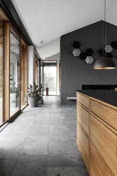 Kitchen Room Design, Kitchen Interior, Kitchen Ideas, Interior Architecture, Interior Design, Relaxation Room, Cuisines Design, Küchen Design, Minimalist Design