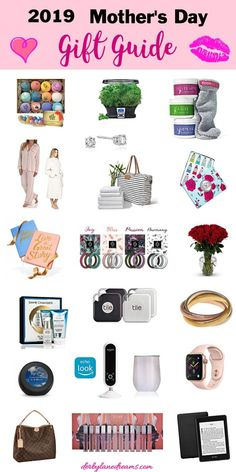 These 2019 Mother's Day Gift Ideas are Thoughtful, Sweet, and Unique, Mother's Day Gift Guide, Gifts For Her, Gifts For Mom, Affordable Gift Ideas, Gifts for Grandma, Gifts For Aunt, Amazing Gift Ideas For Her, Mother's Day gifts for daughter. #mothersday #mother #mothers #mom #moms #motherhood #motherdaughter #giftideas #giftguide
