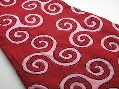 celtic reverse applique skirt   Flickr - Photo Sharing!