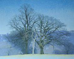 Пейзажи Annie Ovenden (1945) Англия