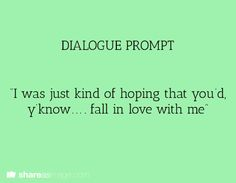 #Writing prompts