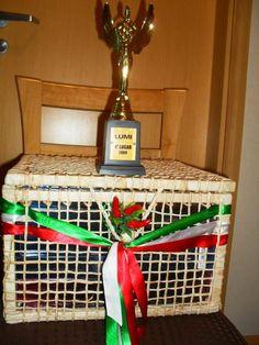 O prêmio que a LUMI Alagoas ganhou do 4º Lugar no Ranking da LUMI.