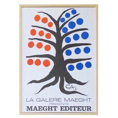 Alexander Calder「MAEGHT EDITEUR」 - IDEE SHOP Online