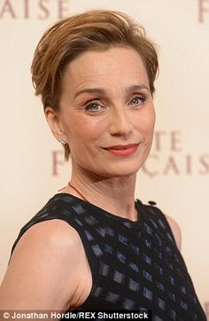 Actress Kristin Scott Thomas does not appear to have much affection for her fellow English...
