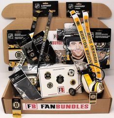 Fan-gear gift box of 6 Boston Bruins Products, best gift of NHL team souvenirs, Fan-gear at GREAT VALUE! Canada's sports gift box service, combos available in CAD or build your OWN BOX! Certificate Of Achievement, Sports Gifts, Boston Bruins, Fan Gear, Nhl, Best Gifts, Fans, Content, Products