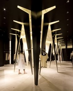 Retail Design | Store Interiors | Shop Design | Visual Merchandising | Retail Store Interior Design | Interesting retail design