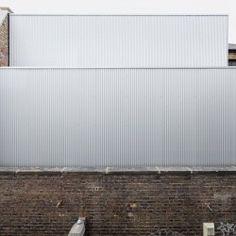 Carmody Groarke . Artist Studio . Hoxton (2)