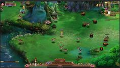 Crystal Saga 2 (Crystal Saga II) is a Free 2 play, Role-Playing MMO Game MMORPG, playable in any Browser (Browser-Based) BB