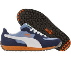 Puma Womens Easy Rider III (forever blue / white / medieval blue) 347971-12 - $69.99