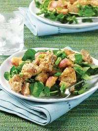 Chicken Thighs with Sauteed Radishes recipe to try