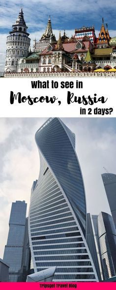 What to see in Moscow in 2 days