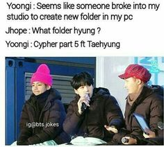 Tae will not let anything get in his way if it means getting a part in Cypher 5