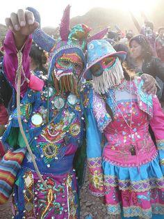 Carnavales de Humahuaca, Jujuy, Argentina.