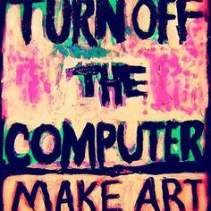 Malu Serra: Desligue o computador e venha fazer cerâmica