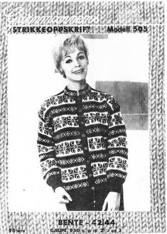 Old Pictures, Color Combinations, Norway, Christmas Sweaters, Knitting Patterns, Knit Crochet, Inspiration, Vintage, Colour