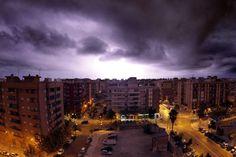 Tormentas durante la madrugada en Valencia   José Cuéllar