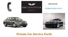 private car service perth