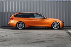 #BMW #F31 #335i #Touring #xDrive #MPackage #Valencia #Orange #Sexy #Badass #Provocative #Eyes #Family #Live #Life #Love #Travel #Follow #Your #Heart #BMWLife